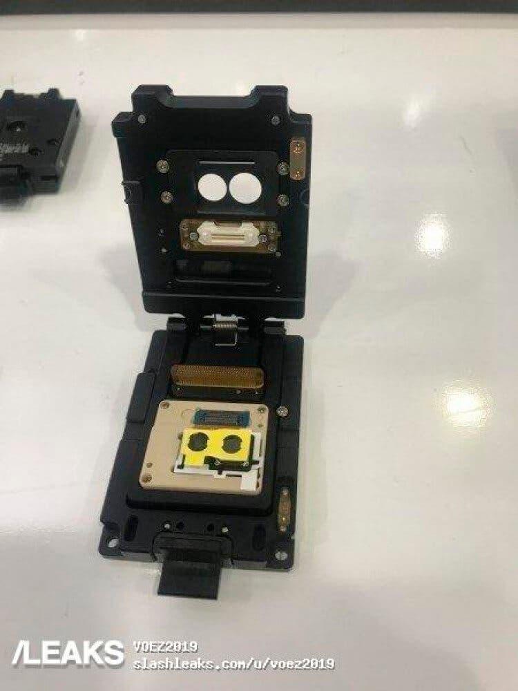 Módulo de cámara del Samsung Galaxy S11e