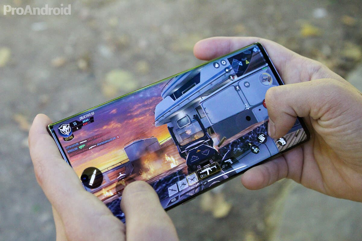Call of Duty en el Samsung Galaxy Note 10