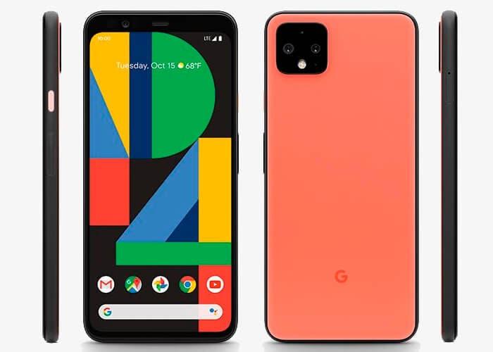 Estas son las características (casi) completas de los Google Pixel 4
