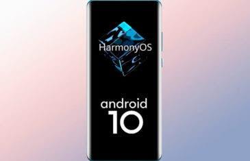 El Huawei P40 podría ser el primer móvil con Android 10 y HarmonyOS