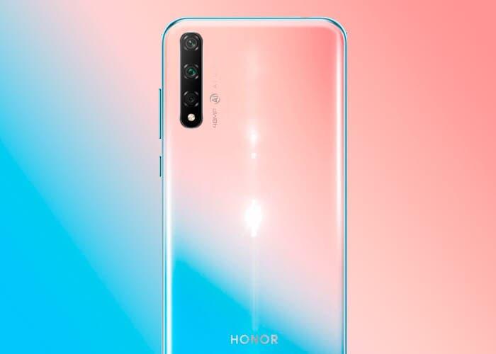 Honor confirma el lector de huellas en pantalla de su próximo teléfono