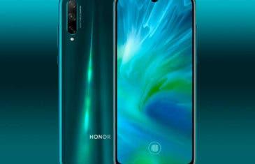 El diseño y las características del Honor 20 SE se filtran al completo
