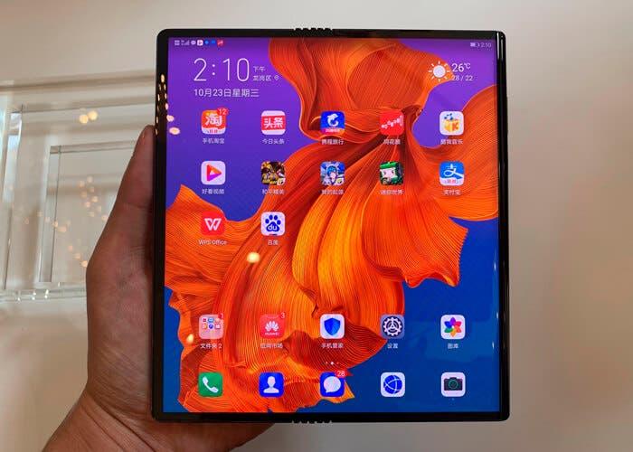 El Huawei Mate X ya está a la venta y hay un nuevo Mate Xs