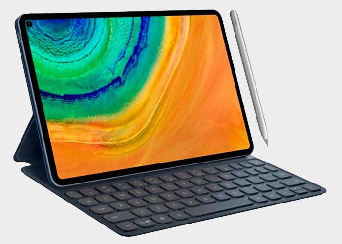 Huawei MatePad Pro: así será la próxima tablet de Huawei con agujero en pantalla