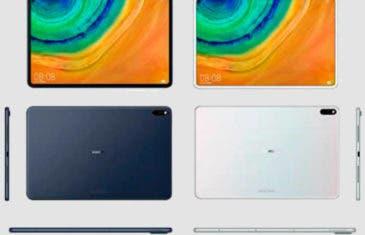 Huawei MediaPad M7: así es la primera tablet con un agujero en pantalla