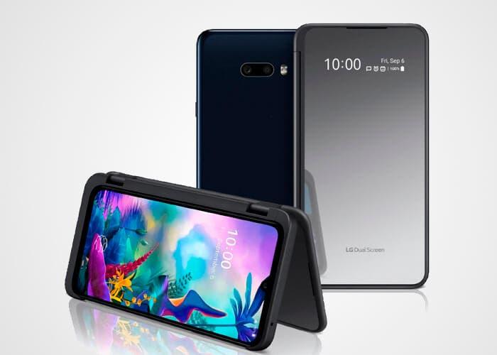 LG V50S ThinQ: así es el nuevo modelo 5G que repite estrategia