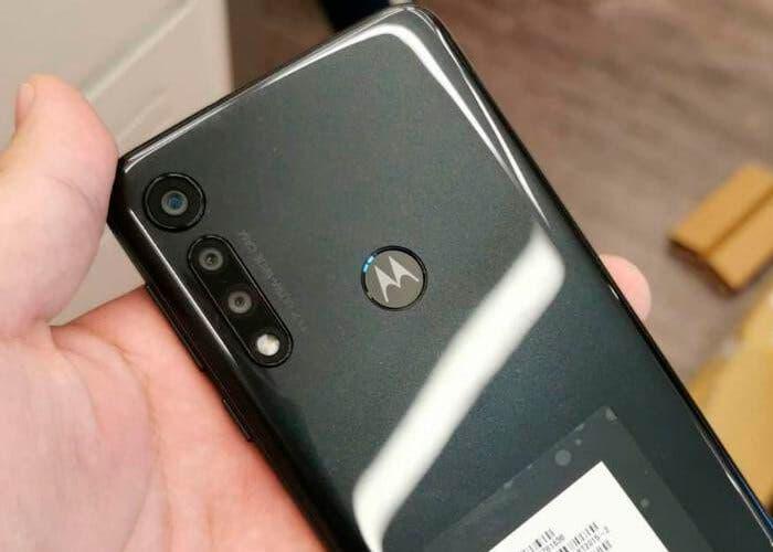 Imágenes reales del Motorola Moto G8 Play nos confirman sus características