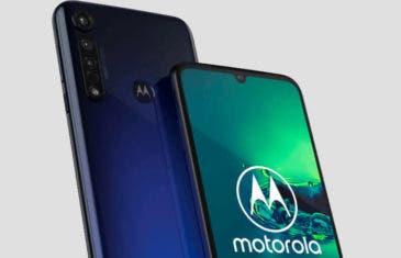 El Motorola Moto G8 Plus es oficial: estos son todos sus detalles