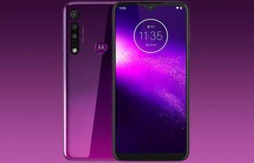 El Motorola One Macro será presentado esta misma semana