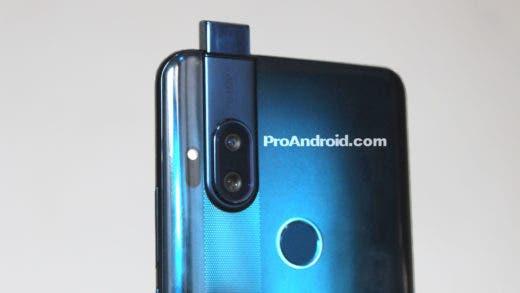 EXCLUSIVA: tenemos el Motorola todo pantalla. Especificaciones y fotografías