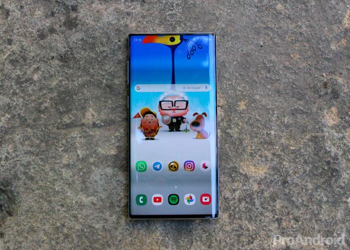 Análisis del Samsung Galaxy Note 10: una experiencia redonda en (casi) todos los sentidos
