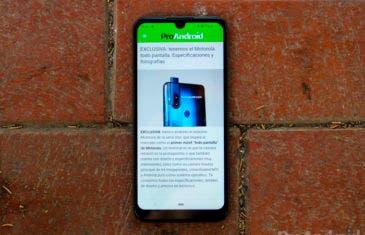 Análisis del Motorola Moto E6 Plus: no hay por dónde cogerlo