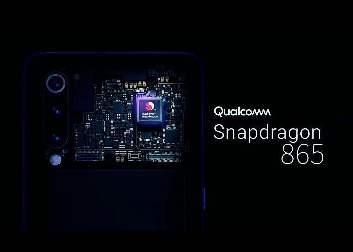 El Qualcomm Snapdragon 865 llegaría el mes que viene de forma oficial