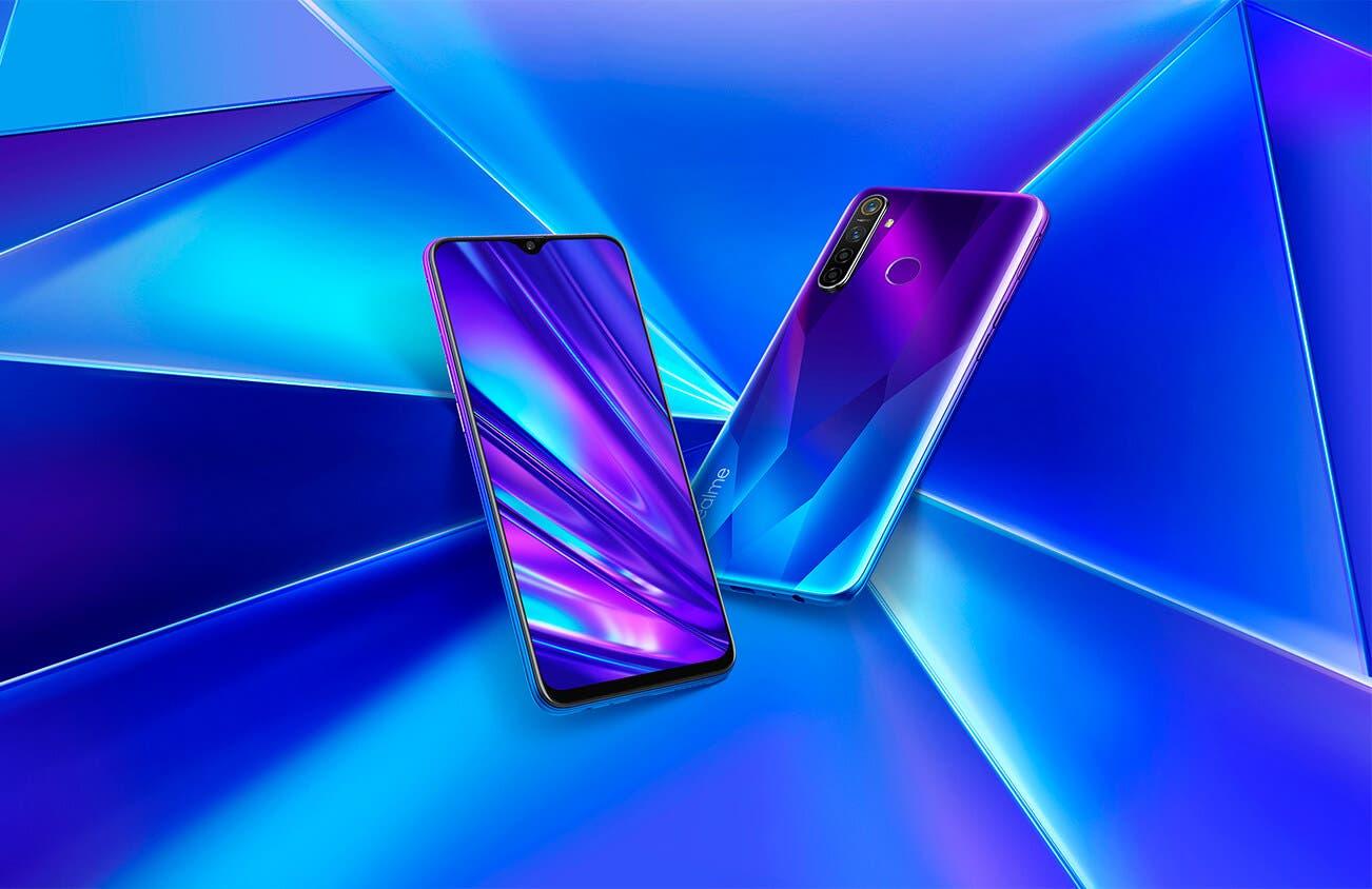Android 10 para el realme 5 Pro ya está en marcha con decenas de novedades
