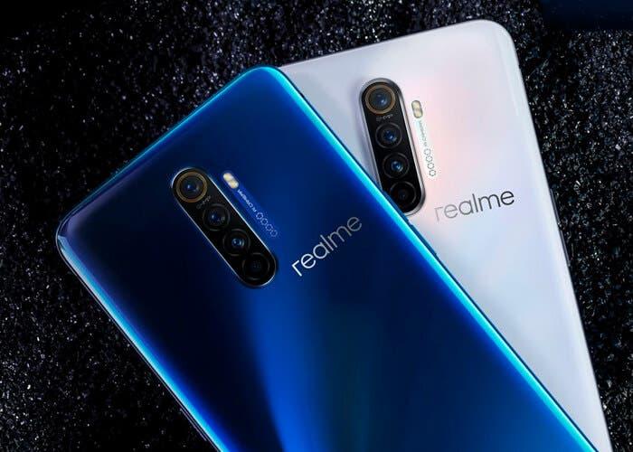 Realme X2 Pro colores
