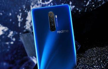 Así es el nuevo Realme X2 Pro: pantalla a 90Hz, Snapdragon 855+, carga rápida a 50W…