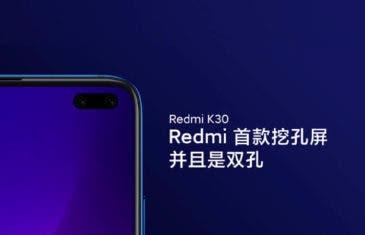Habrá un Redmi K30 4G: filtradas sus posibles características