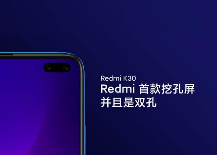 El Redmi K30 finalmente se presentará en el mes de diciembre
