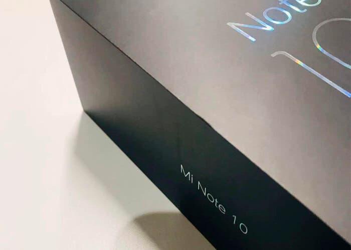 Filtrado en imágenes el posible diseño del Xiaomi Mi Note 10