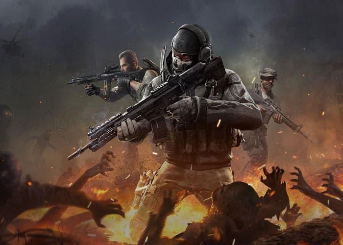 Las hordas de zombis están por llegar a Call of Duty: Mobile