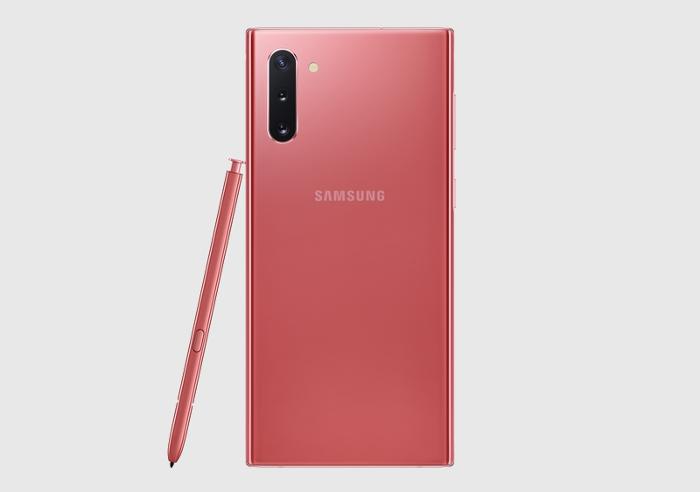 El Samsung Galaxy Note 10 Lite visto en Geekbench con el Exynos 9810, el procesador del Note 9
