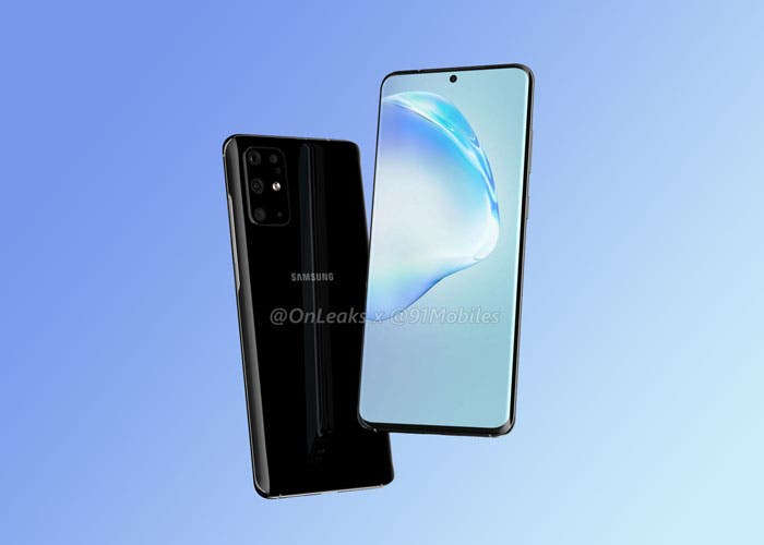 Filtrado el protector de pantalla del Galaxy S11, ¿será así su diseño frontal?