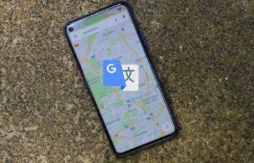 El traductor de Google se prepara para ser parte de Google Maps