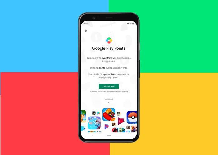 Google Play Points ya está en marcha y te premiará por tus descargas