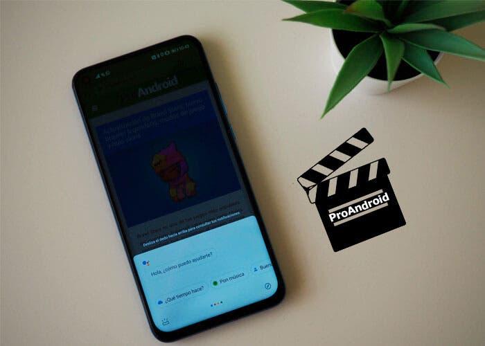 Google Assistant ya permite comprar entradas de cine