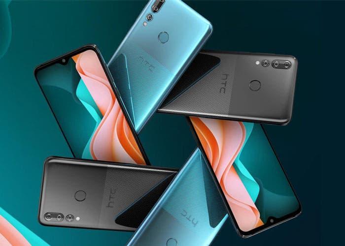 HTC no se da por vencida: el HTC Desire 19s ya es oficial