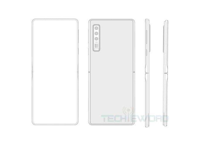 Huawei se une a la tendencia: así sería su móvil plegable al estilo Moto Razr