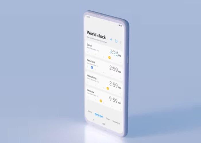 LG muestra su nueva interfaz en vídeo con Android 10 incorporado