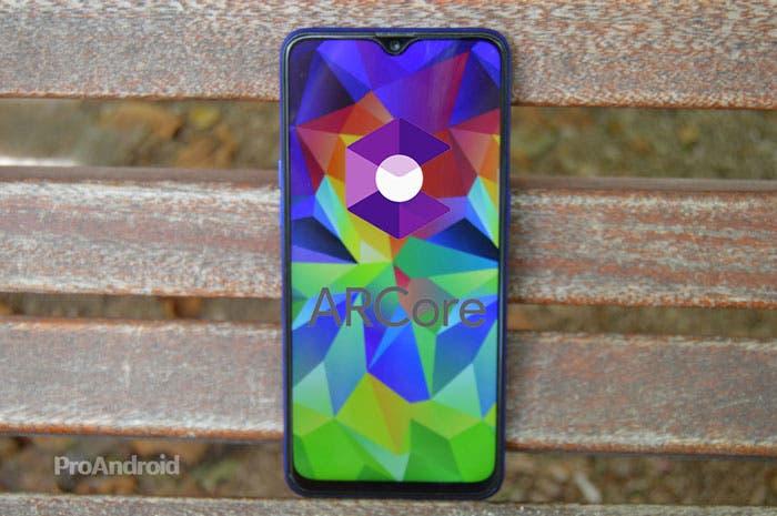 Nuevos móviles de Realme, OPPO y LG ya son compatibles con ARCore