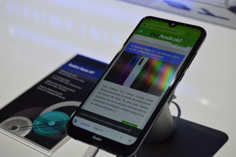 El Redmi Note 8T es oficial, pero no es ninguna sorpresa