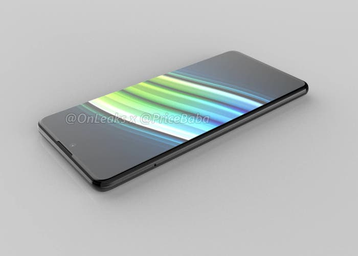 Confirmado el diseño oficial del Samsung Galaxy A51: agujero en pantalla y 5 cámaras