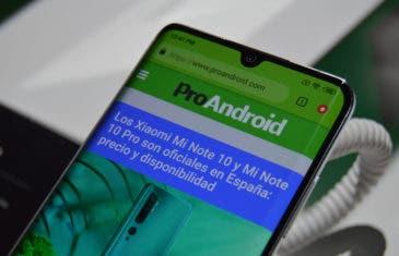 Xiaomi Mi Note 10 Lite: una nueva versión más modesta a la vista
