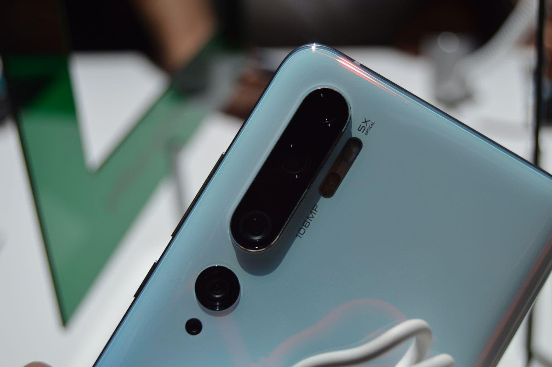 Más detalles de los Xiaomi Mi 10: imágenes reales, versiones y precios