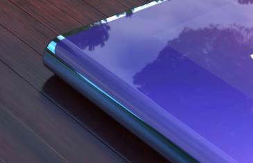 Primer videorender del Xiaomi Mi 10: basado en el Mi MIX Alpha con pantalla tipo cascada