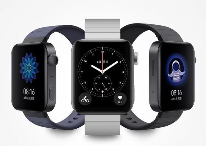 Ya está aquí el Xiaomi Mi Watch: mucha batería, diseño cuidado y totalmente independiente
