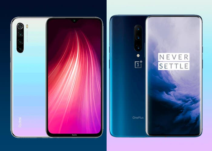 Adelántate al Black Friday con estos dos ofertones: OnePlus 7 Pro y Redmi Note 8