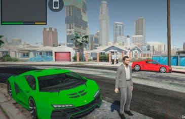 GTA V para Android: APK, cómo descargar y jugar