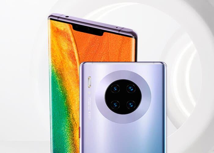 El Huawei Mate 30 Pro llega a México, Chile y Perú: precio y disponibilidad