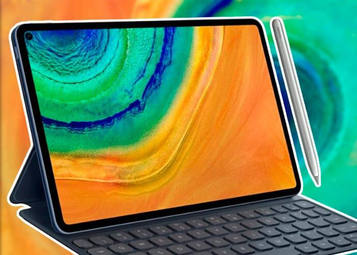 Ya sabemos cuándo se presentará la Huawei MatePad Pro: la próxima rival del iPad