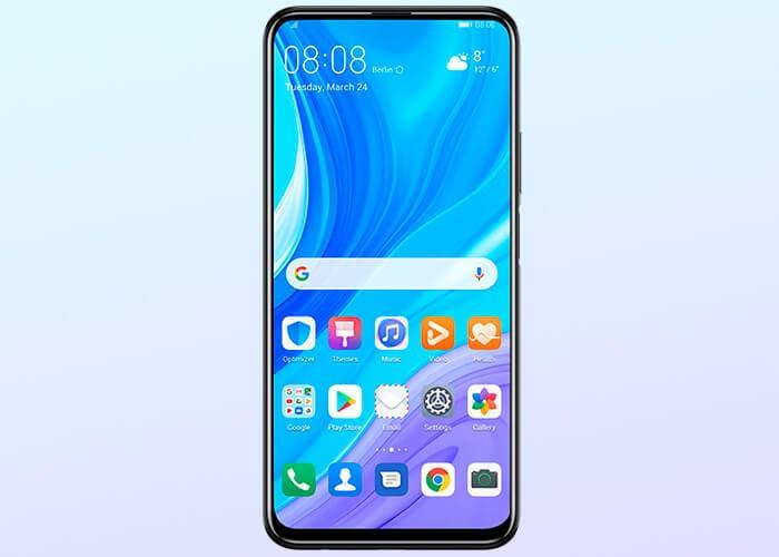 El Huawei Y9s es oficial: diseño familiar y con los servicios de Google Play