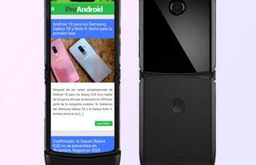 Filtrado el precio en Europa del Motorola razr: ¿demasiado caro?