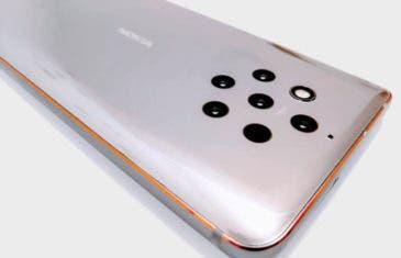 Nokia podría integrar la cámara bajo la pantalla en el Nokia 9.2 PureView
