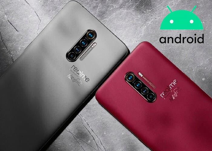 ¿Qué teléfonos de Realme actualizarán a Android 10 y cuándo lo harán?