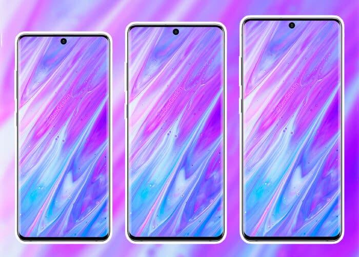 Así será el diseño de los Samsung Galaxy S11 según las filtraciones actuales