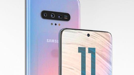 Confirmado: el Samsung Galaxy S11 tendrá carga rápida de 25W y conectividad 5G