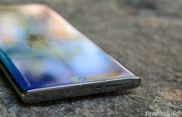 Los Samsung Galaxy Note 10 podrían no actualizar a Android 10 en 2019